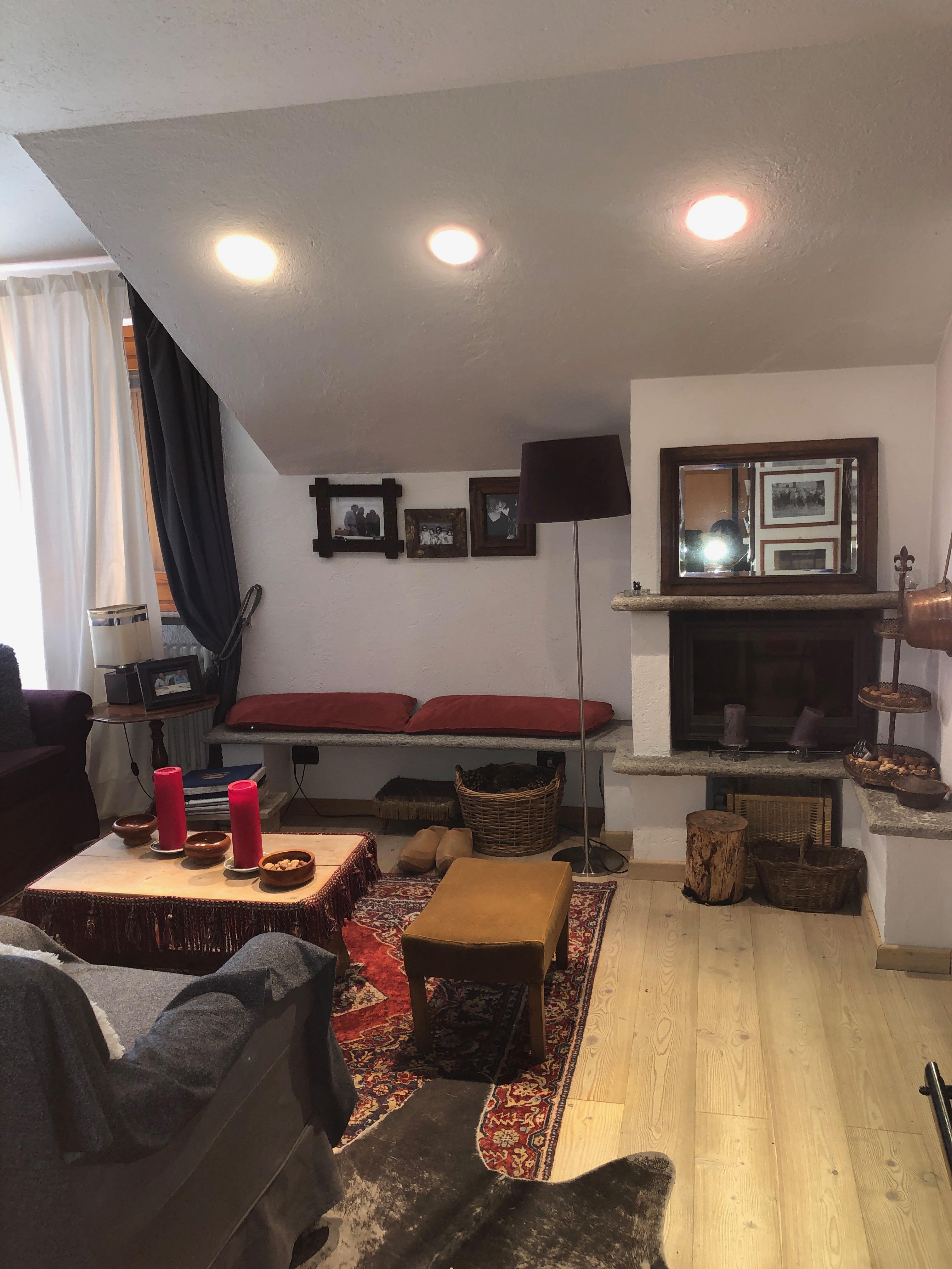 VERRAND mansarda panoramica con 3 camere 2 servizi soggiorno balcone e box auto